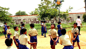 JET CBSE School Chitradurga Sports Activities